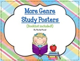 More Genre Study Posters and Booklist