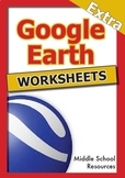 More Google Earth Worksheets