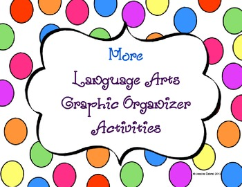 More Graphic Organizers