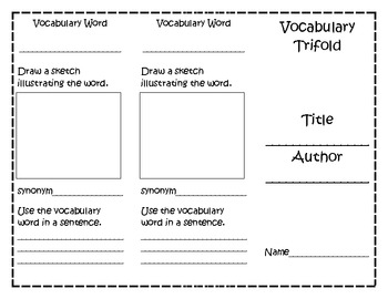 More Guided Reading Strategies Trifold