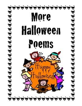More Halloween Poems