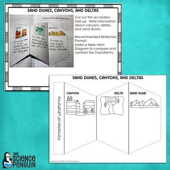 Science Interactive Notebook Activities Bonus Set A