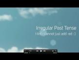 More Irregular Verbs Quick Time movie