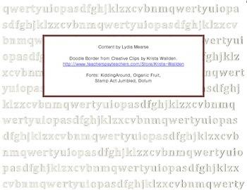 More Irregular Verbs Worksheet