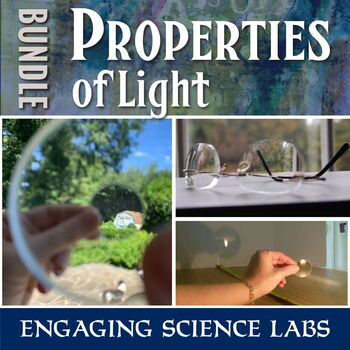 More Lenses & Optics—Science Experiments on Optics for Middle School