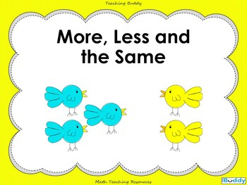 More, Less and the Same