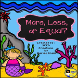 More, Less, or Equal