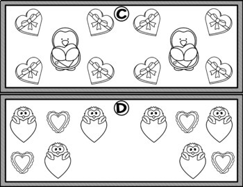 More Love - Number Identification