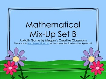 Math Games: More Mathematical Mix-Up! Hilarious Addition J