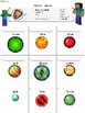 Minecraft Circle Area and Circumference Worksheets