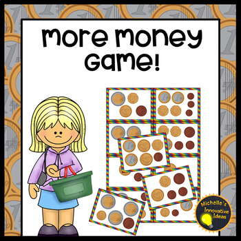 More Money! Euro Money Game