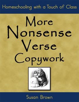 More Nonsense Verse Copywork