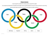 More Olympic Synonyms - The Olympics!
