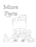 More Parts Coloring Page