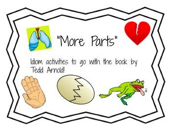 More Parts (Idiom activities)