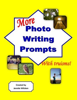 More Photo Writing Prompts!