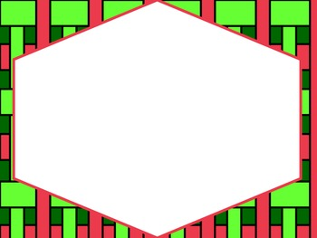More Plaid Borders, Frames and Backgrounds