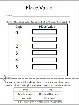 TEI Technology Enhanced Item Practice PRINTABLE PAGES Virginia SOL 3.1 Aligned