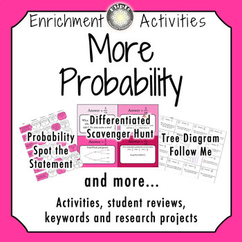 More Probability Activities