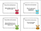 More Pronoun Practice  32 Task  Cards for Grades 2-3