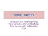 More Rebus Puzzles