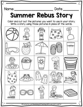 Rebus Stories Part 1