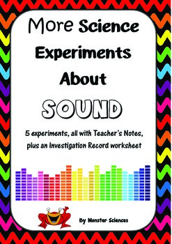 More Science Experiments about Sound Waves