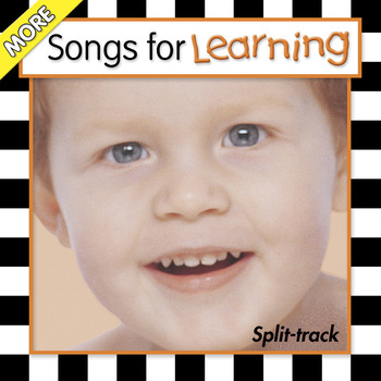 More Songs For Learning Split-Track