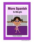 Spanish for Little Girls Workbook #2