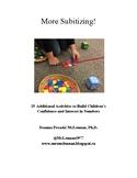 More Subitizing! 25 Additional Activities