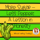 Social Skill Lesson: Honesty without Hurting Feelings