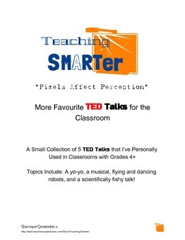 More TED Talks for the Classroom