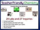 Growing Chem Lab Bundle: More Teacher Friendly Labs PDF 29