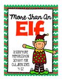 More Than An Elf: A Scripture Memorization Activity