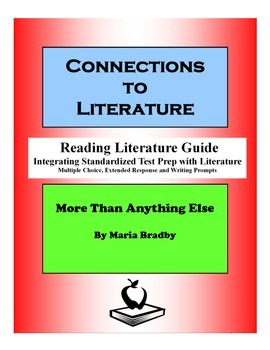 More Than Anything Else-Reading Literature Guide