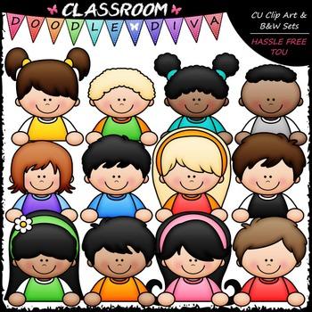 More Topper Kids Clip Art - Topper Girls & Boys Clip Art &