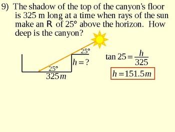 More Triangle Trigonometry