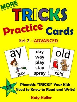 More Tricks Practice Cards -- Set 2 -- Advanced