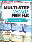 Multi-Step Word Problems, Two Step