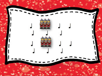 Nutcracker Music Activities: Visuals and Activities for the Music Room {Set 2}