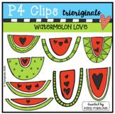 More Watermelon Love (P4Clips Trioriginals) WATERMELON CLIPART