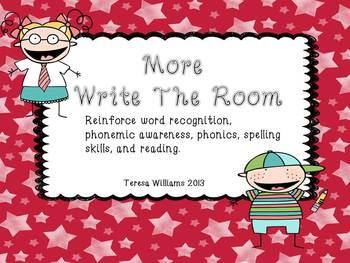 More Write The Room