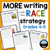 More Writing with the RACE Strategy 4-6