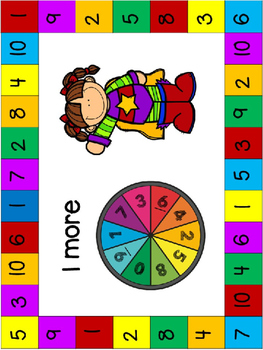 More and Less {An Addition and Subtraction Activity}