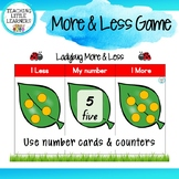 More and Less Game