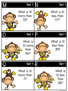 More and Less (Virginia SOL 2.1b)