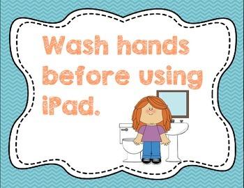 More iPad rules