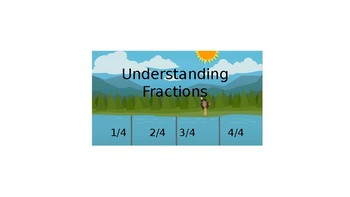 More on Understanding Fractions