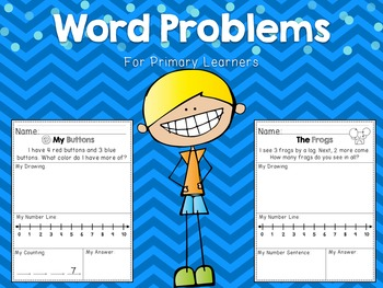 Word Problems for Beginners
