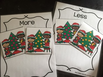 More or Less Christmas Trees